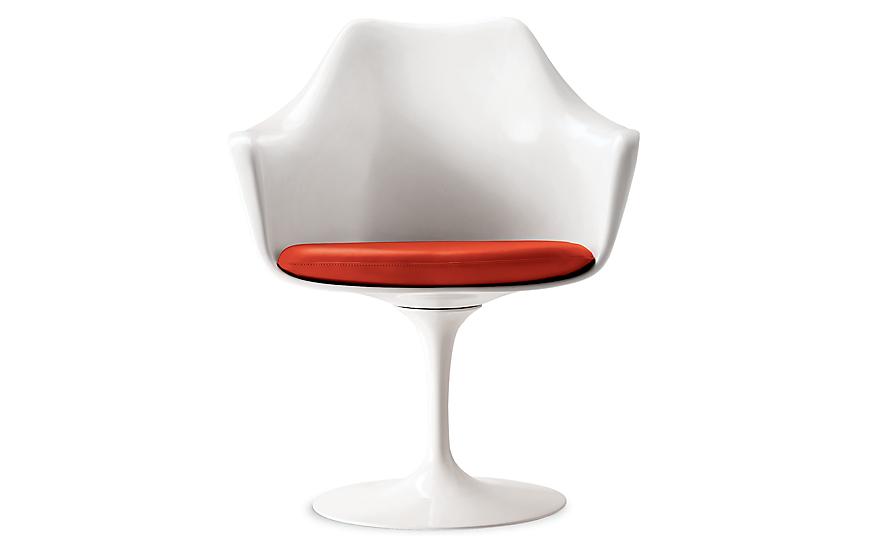 Saarinen Tulip Armchair Fully Upholstered