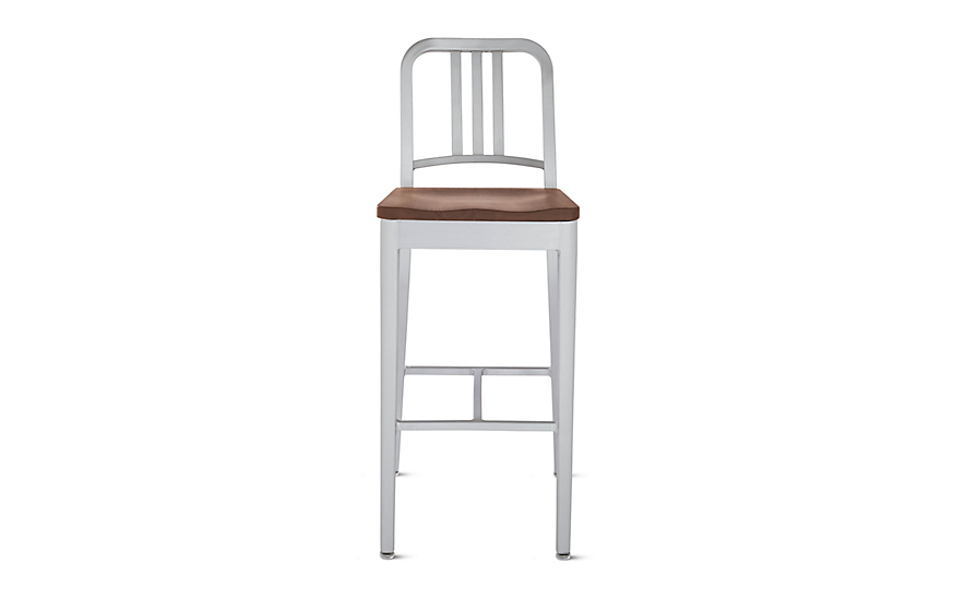 1006 Navy® Barstool with Seat