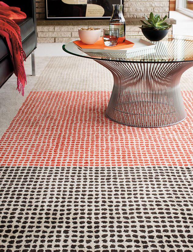 Stippen Rug Flooring Design Within