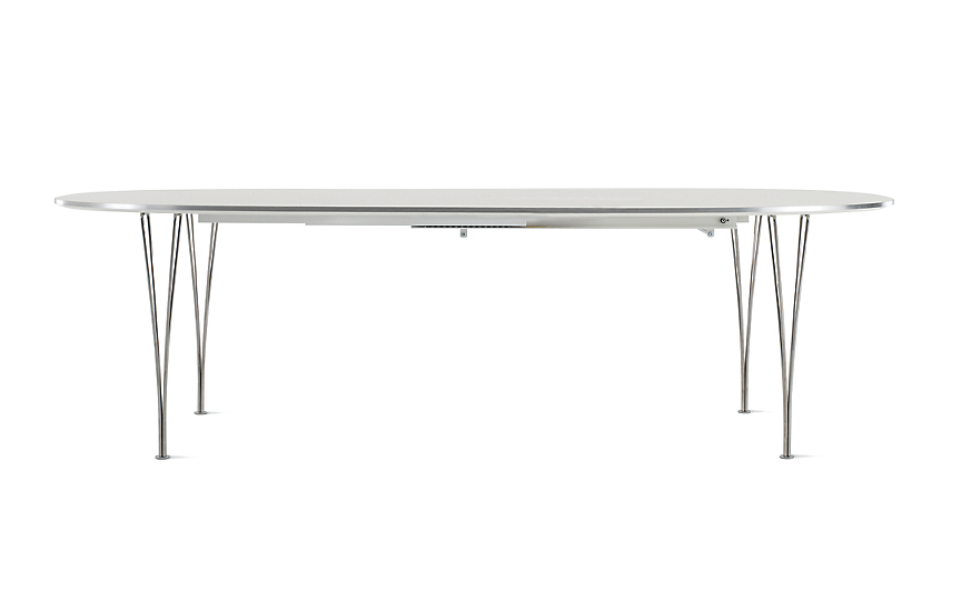 Super Elliptical Extension Table