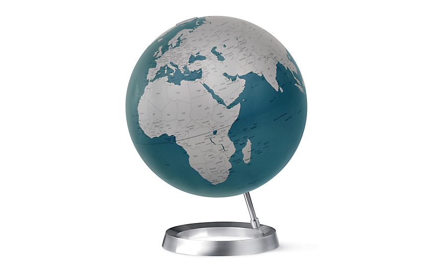 Table Globe - Mint