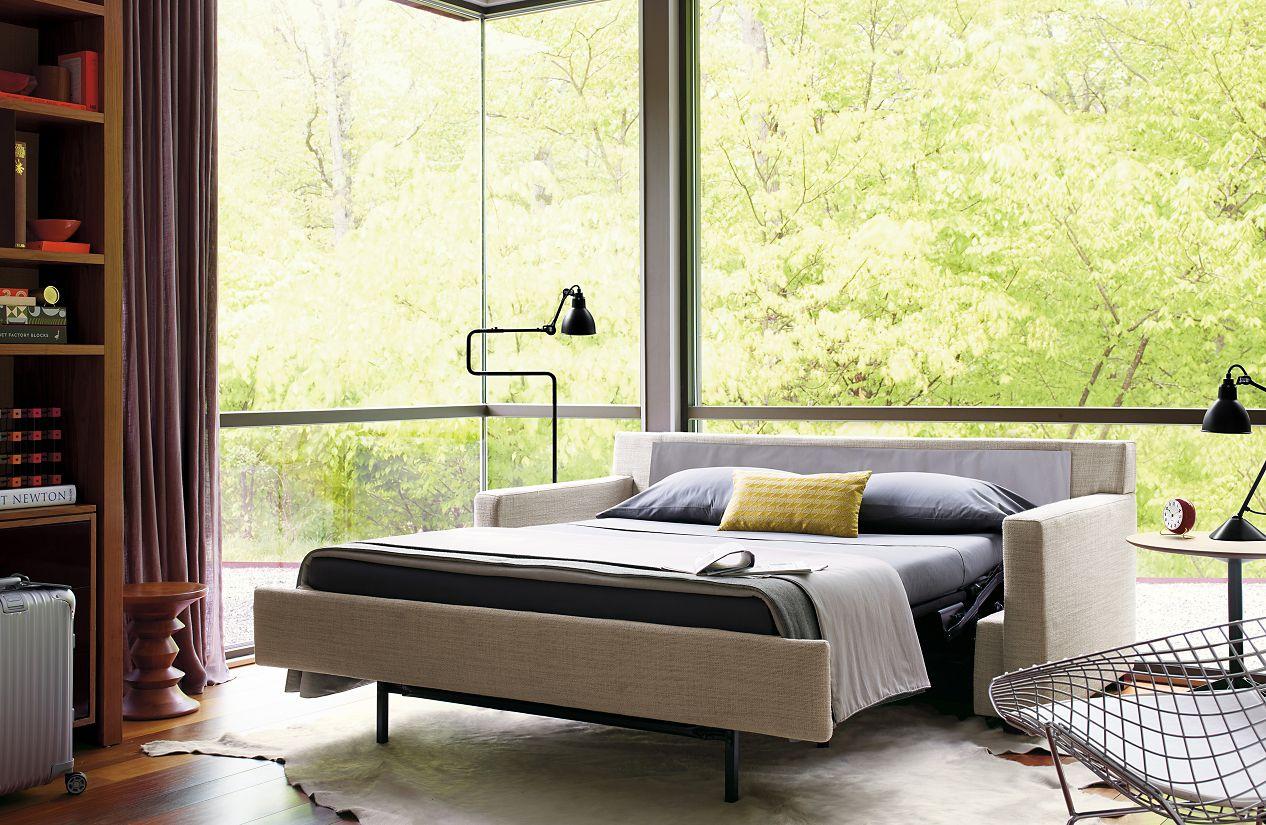 Vesper Queen Sleeper Sofa   Design Within Reach