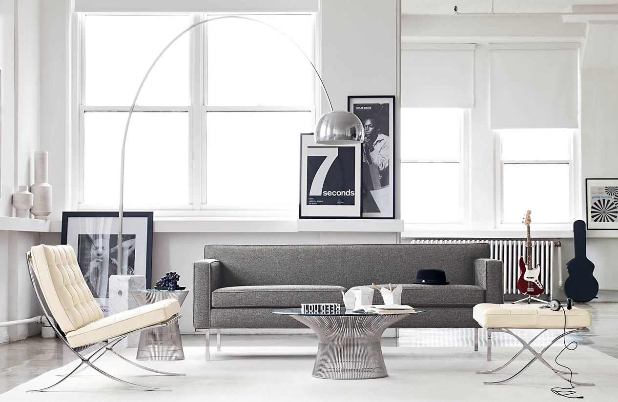 Arco Floor Lamp Design Within Reach