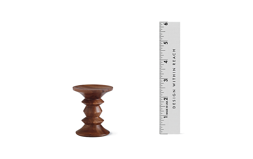 Vitra Miniatures Collection: Eames Stool A