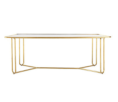 Walter Lamb Rectangular Dining Table
