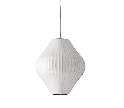 Nelson Pear Pendant Lamp Designed
