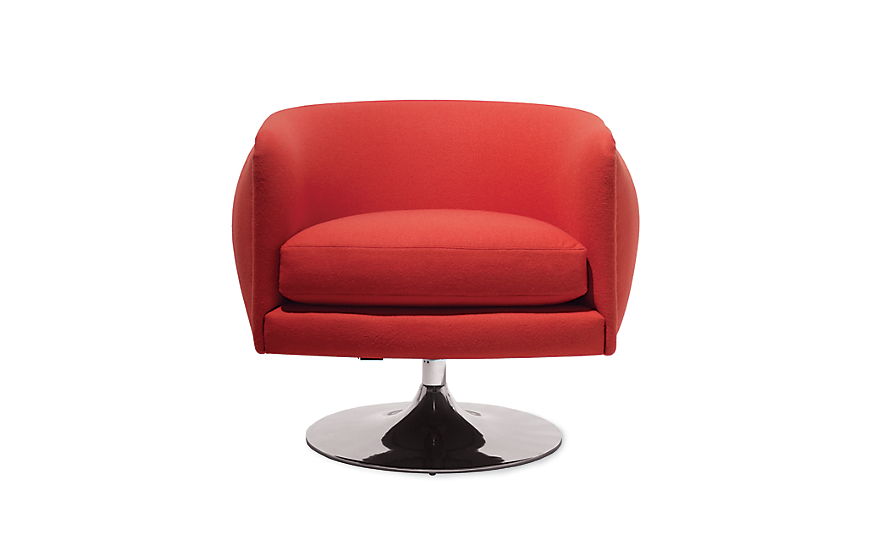 D'Urso Swivel Lounge