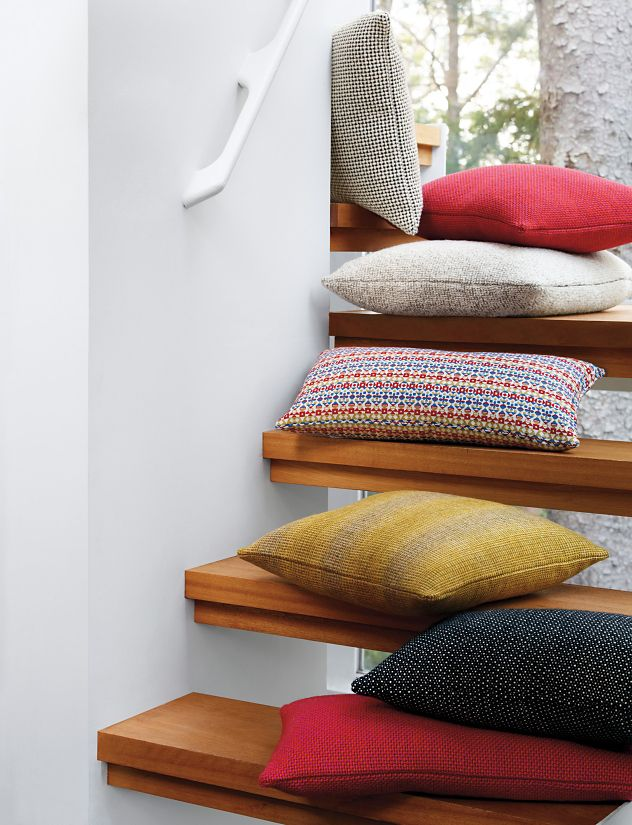Maharam Pillow in Lanalux