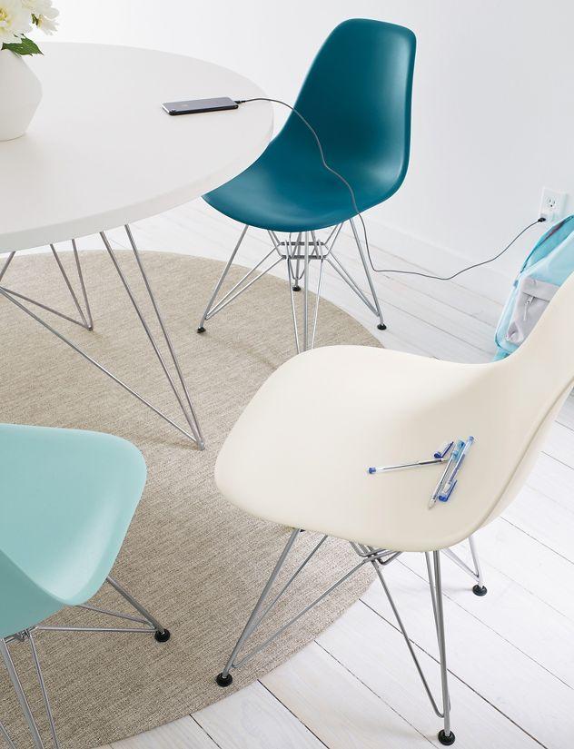 Chilewich Boucl 233 Round Floor Mat Design Within Reach