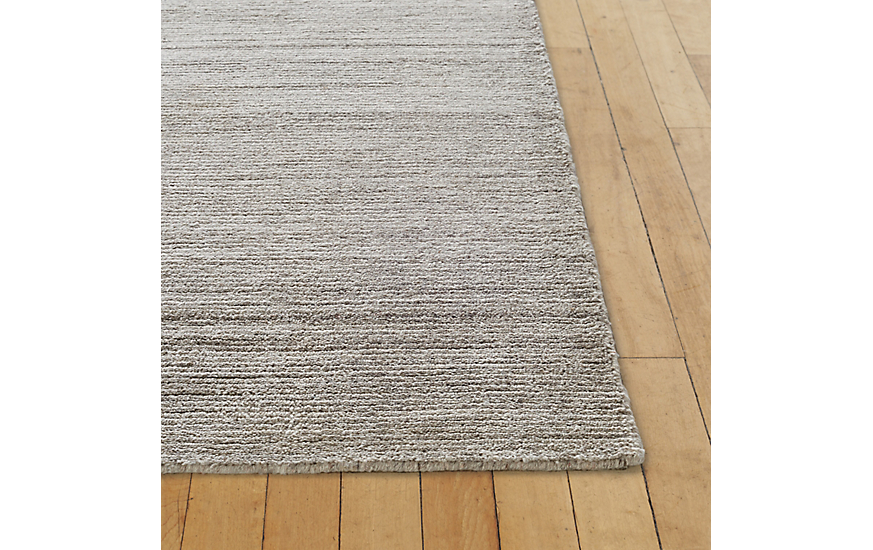Woven Sial Rug, Grey, 9' x 12' at DWR Product Image