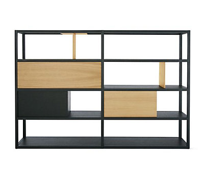 "Folk Ladder 18"" Shelving"