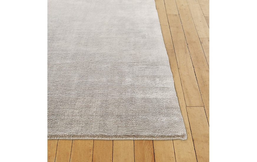 Natura Rug, Grey, 9' x 12' by Design Within Reach Product Image