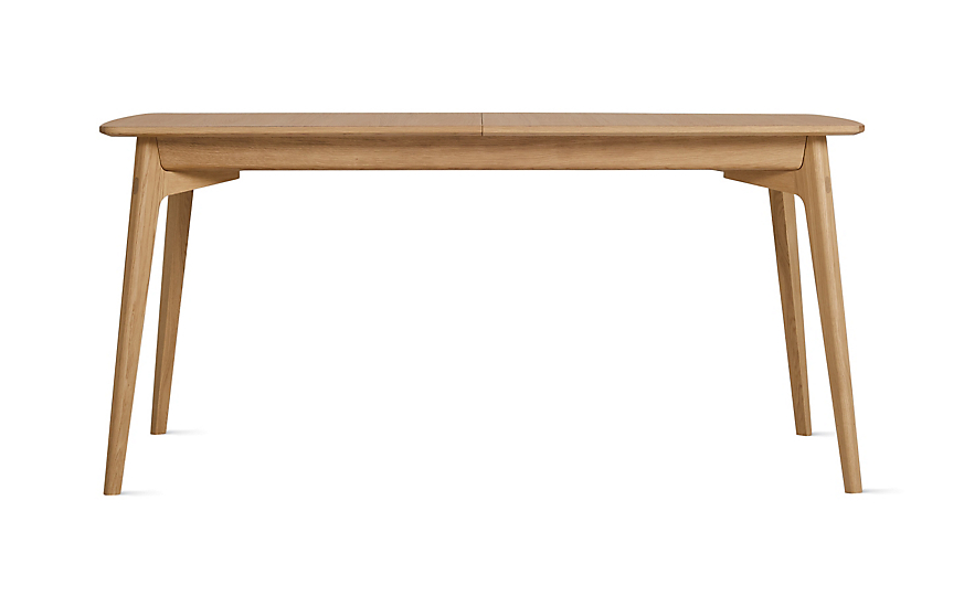 extension dining table dulwich extension table design within reach 3637