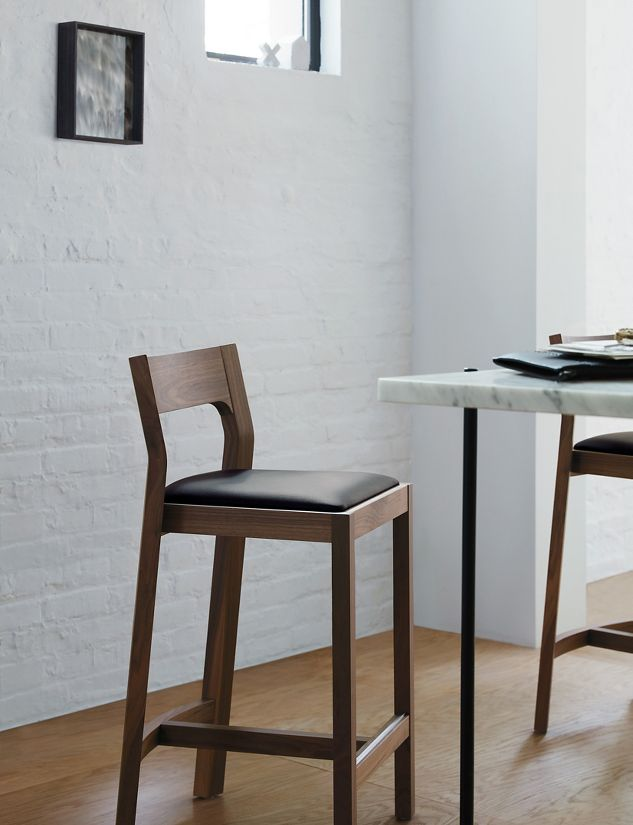 Profile Barstool Design Within Reach
