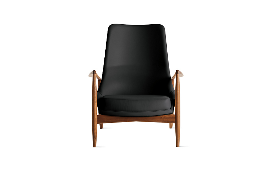 Seal Chair, High Back