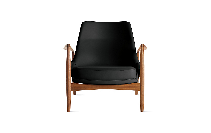 Seal Chair, Low Back