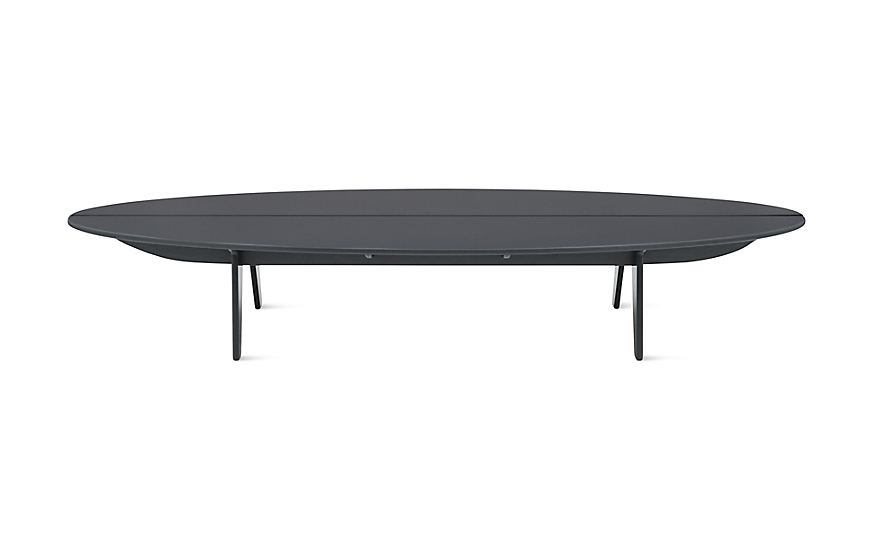 bolinas surfboard coffee table - design within reach Surfboard Coffee Table