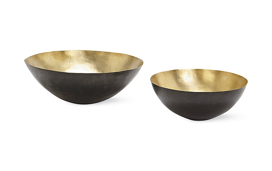 Form Bowls, Set of 2