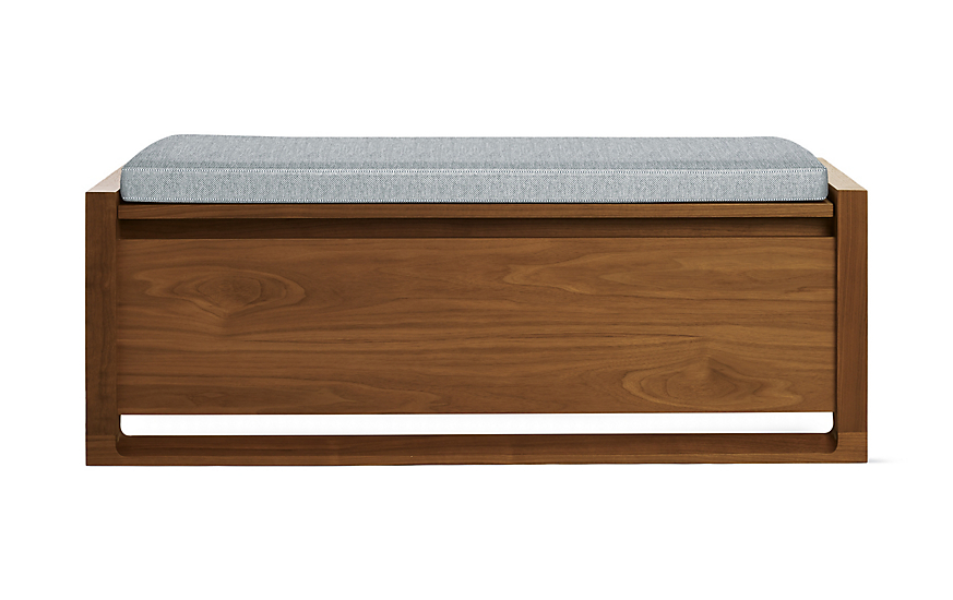 Matera Storage Bench Cushion Design Within Reach