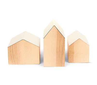 Summer Houses, Set of 3