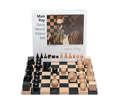 Man Ray Chess Set