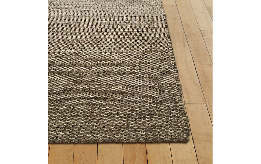 Graham Rug, Brown, 8' x 10' by Design Within Reach Product Image