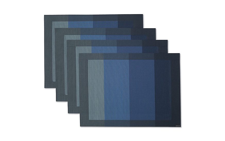 Chilewich Color Tempo Placemats, Set of 4