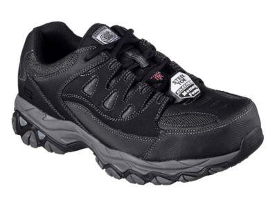 zapato industrial skechers