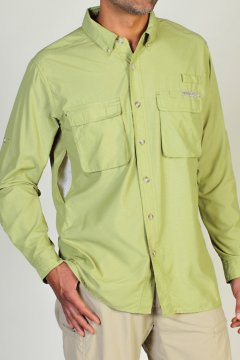Air Strip L/S, Pistachio, medium