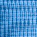 Salida Plaid Shirt L/S, Deep Water, swatch