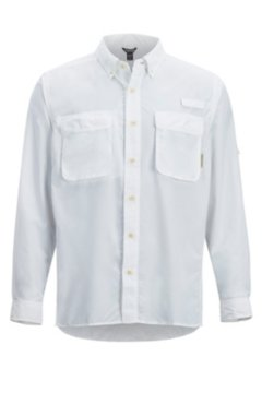 Air Strip LS Shirt, White, medium