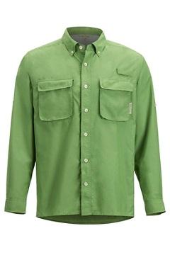 Air Strip LS Shirt, Wheatgrass, medium