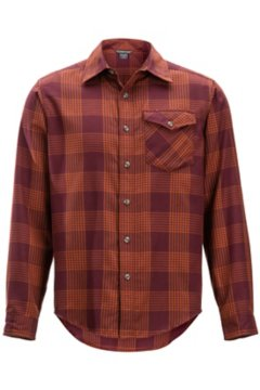 Okanagan Plaid L/S, Baroque, medium