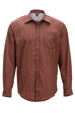 Salida AS Check L/S, Baroque, medium