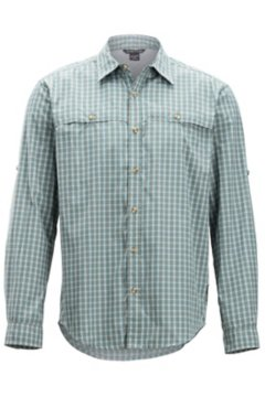 Vuelo AS check L/S, Bonsai, medium