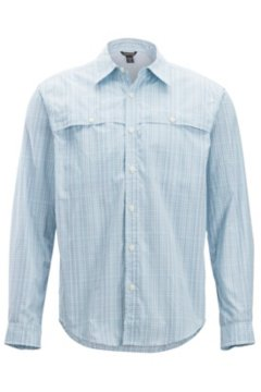 Vuelo Ombre LS Shirt, Breeze, medium