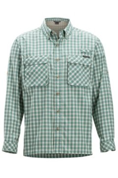 Air Strip Gingham L/S, Bonsai, medium