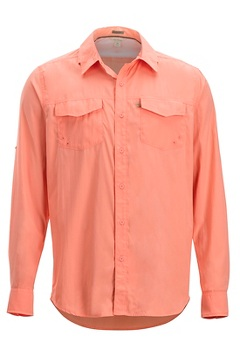 Men's Estacado Long-Sleeve Shirt, Spritzer, medium