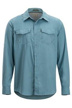 Men's Estacado Long-Sleeve Shirt, Citadel, medium