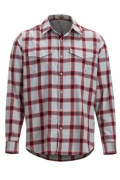 Estacado LS Shirt, Oyster, medium