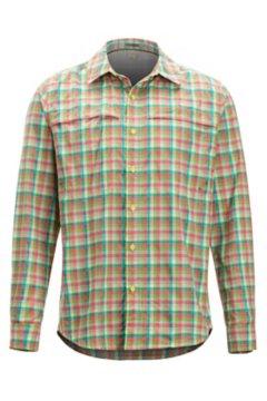 Tellico LS Shirt, Honeydew, medium