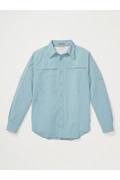 Men's Tellico Long-Sleeve Shirt, Citadel, medium