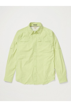 Men's Tellico Long-Sleeve Shirt, Margarita, medium