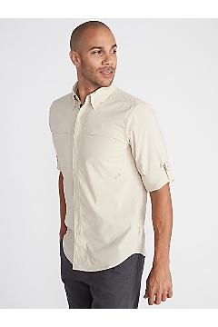 Men's Tellico Long-Sleeve Shirt, Galaxy, medium