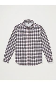 Men's Tellico Long-Sleeve Shirt, Brown Stone, medium
