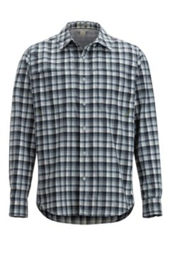 Tellico LS Shirt, Oyster, medium