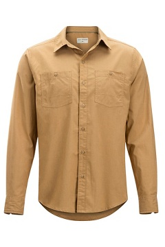 Gaillac LS Shirt, Scotch, medium
