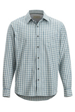 Salida LS Shirt, Deep Water, medium