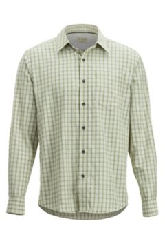 Salida LS Shirt, Wheatgrass, medium