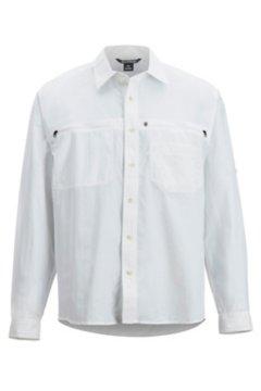 Reef Runner LS Shirt, White, medium